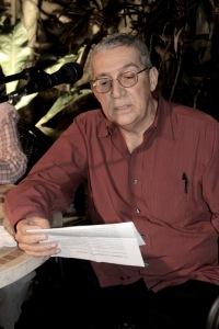 Reinaldo García Ramos (Foto de Ernesto G.)
