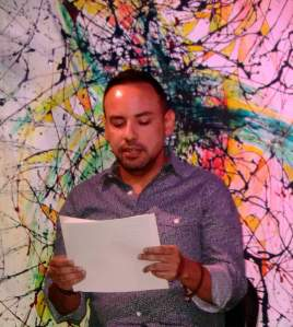 Carlos I. Naranjo (Foto cortesía del autor)