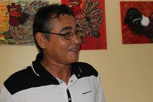 Gumersindo Pacheco (Foto de Eva M. Vergara)