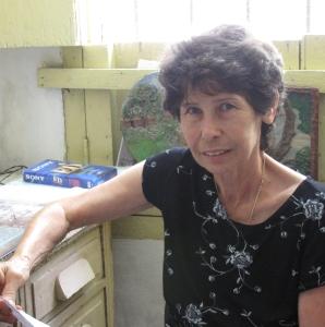 Rafaela Vergara Ayala (Foto de Rodolfo Martínez Sotomayor)