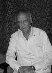 Mariano Tomé s.j. (Foto: E. M.)