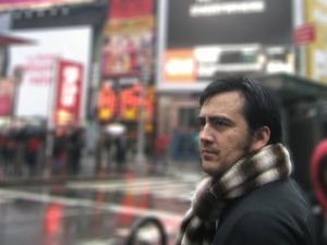 Marcos Pico Rentería (Foto cortesía del autor)