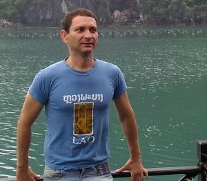 Rolando Aniceto (Foto cortesía del autor)