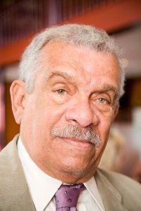 Derek Walcott (Foto de Bert Nienhuis) cc BY-SA 3.0