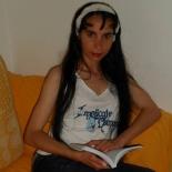 Irina Ojeda Becerra (Foto cortesía de la autora)