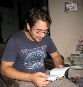 Sergio García Zamora (Foto cortesía del autor)