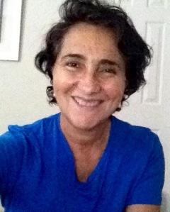 Nidia Hernández Brizuela (Foto cortesía de la autora)