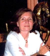 María Teresa de Vega (Foto cortesía de la autora)