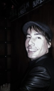 Eduardo Herrera Baullosa (Foto cortesía del autor)