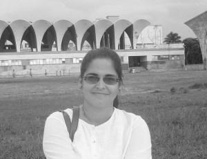 Elizabeth Mirabal (Foto cortesía de la autora)