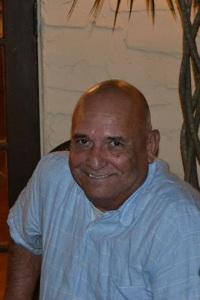 Félix Rizo (Foto cortesía del autor)
