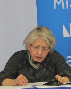 Magali Alabau (Foto de Rodolfo Martínez Sotomayor
