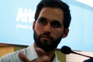 Antonio Herrada (Foto cortesía del autor)