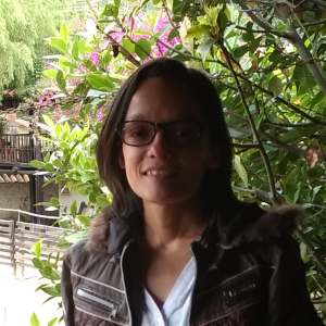 Carolina Orozco (Foto cortesía de la autora)