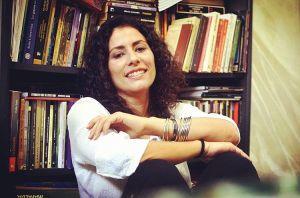 Dazra Novak (Foto cortesía de la autora)