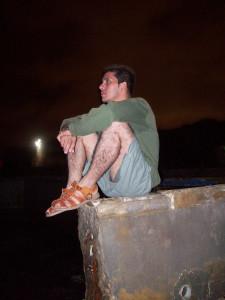 Idiel García (Foto cortesía del autor)